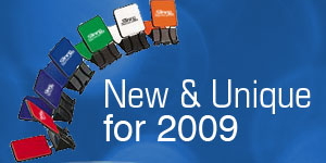 New & Unique for 2009